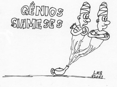 Gênios siameses
